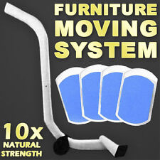 LIFT & SHIFT FURNITURE MOVER SLIDER GLIDER PAD MOVE SOFA WITH EASE EZ MOVES NEW