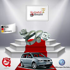 KIT DISTRIBUZIONE + POMPA VW TOURAN 1.9 TDI 77KW 105KW DAL 2007 ->10  FP44458V-2