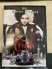 Cruella (DVD, 2021) Like New Ready To Ship