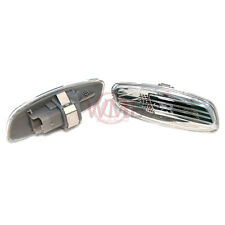 CITROEN C4 PICASSO 2007->2013 RIGHT SIDE WING/DOOR MIRROR INDICATOR CLEAR LENS