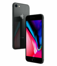 APPLE IPHONE 8 64GB NERO GRAY NUOVO GARANZIA 24 MESI 64 GB IT TOP