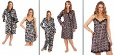 Polyester Robe Button Front Lingerie & Nightwear for Women