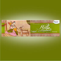 Flourish Fragrance Heena Kasturi Incense Sticks 50 grams Masala Agarbatti INDIA