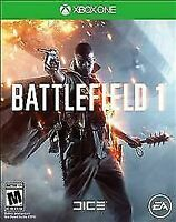 BATTLEFIELD 1 for XBOX ONE - *** FREE SHIPPING within USA ***