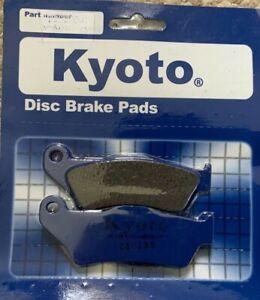 Yamaha YZF R125 2008 TO 2013 FRONT BRAKE DISC BRAKE PADS KYOTO