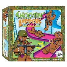 Shootin' Ladders: Frag Fest board game by Smirk and Dagger Board Game (New)