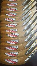 2 Hockey Stick Ends - Louisville Lockjaw Left Hand hockey stick Ends
