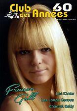 FRANCE GALL, LES KINKS, CHANTAL KELLY : CLUB ANNEES 60 - N°63 - NEUF