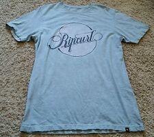 Ripcurl T-shirt size medium M - heathered/light green/Rip curl
