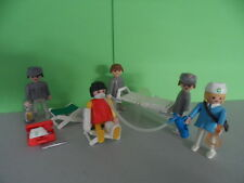 PLAYMOBIL – Equipe d'anciens médecins et militaires / Doctor and military / 3224