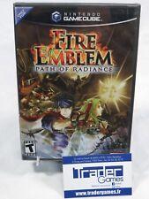 Fire Emblem path of Radiance Gamecube USA New Sealed Neuf blister Rare