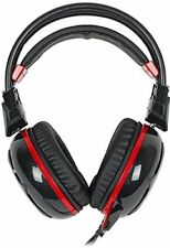 A4Tech Bloody G300 Stereo Headphones Headset Band Black Red