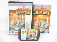 ETERNAL CHAMPIONS Mega Drive Sega Japan Game md
