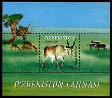 Fauna. Saiga. Block. Usbekistan 2014