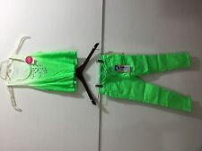 Justice youth girls size 7 adorable nwt tank and matching pants