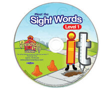 Meet The Sight Words DVDs by Preschool Prep Company