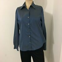 Old Navy women's clothing blouse size S Long sleeve 59% cotton 41% polyester