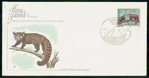 Mayfairstamps GERMANY FDC 1960 COVER LESSER PANDA wwm17591