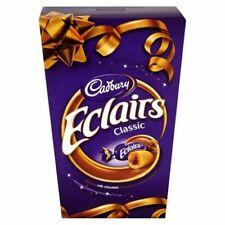 2x Cadbury Chocolate Eclairs Carton, 420g PERFECT GIFT
