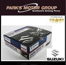 Genuine Suzuki JIMNY 1.3 Complete 4pc Clutch Service Kit COVER DISC BEARINGS