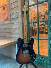 2020 Fender Vintera 70s Telecaster Deluxe - 3-Color Sunburst w/ Maple Neck