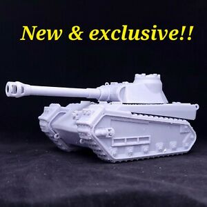 Panther Style Proxy tank, Table Top Games, Imperial Guard, Warhammer 40k,etc