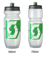 WATER BOTTLE SCOTT CORPORATE G3 Clear/Neon Green/WATER BOTTLE SCOTT CORPORATE G3