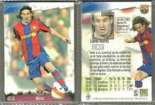 Messi 2009 #074 Barça Mundicromo Cards