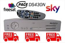 Pace DS430N Sky Satellite Receiver with Remote Control - Fast Box