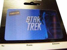 Zachary Quinto STAR TREK  Blockbuster SPOCK lenticular gift card
