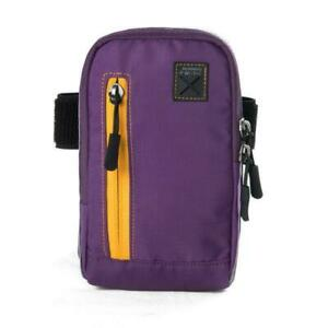 AONIJIE Arm Bag For Outdoor Sports Purse Cell Phone Wallet Key w/ Shoulder Strap