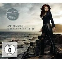 ANDREA BERG - ABENTEUER CD+DVD DELUXE EDITION NEW