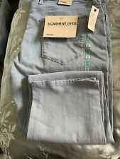 Gents Jeans W42 L 33 Marks And Spencer