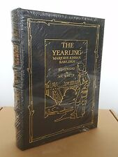Easton Press THE YEARLING Rawlings Ilus. by N.C. WYETH Famous Edition New Sealed