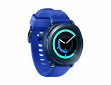 NEW Samsung Gear Sport R600 Smartwatch 43mm - Blue UK SHIP