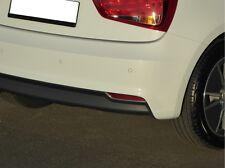 Chromstreben für Audi A1 Sportback Reflektoren Stoßstange hinten Chrom Tuning