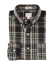 Camicia Uomo Colori Maniche Lunghe Lacca-Leather-Look Arredata Slim Fit