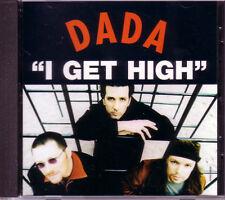 DADA I get High 2 TRX RARE FADE UP & EDIT PROMO DJ CD Single 1996 USA MINT
