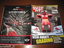 AUTOSPRINT 2012/6=FERRARI F2012=TOYOTA GT86=RALLY LATVALA=BMW SAUBER C31