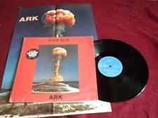 """MAXI ARK """"Rock Blue"""" + Poster EMI 2C 052-52880 µ"""