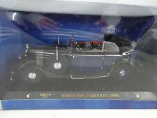 1:18 RICKO - Horch 930V cabriolet 1939 Noir/Bleu - RARE §