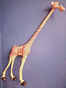 Figurine Plastique Quick Girafe Madagascar Melman - 25 Cm
