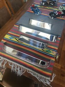 1937 1938 Buick window shades