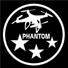 DJI Phantom 3 Drone Stars Window / Hard Case Decal Sticker - Buy 2 Get 1 FREE