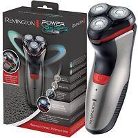 Remington PowerSeries Aqua Plus Rotary Mens Electric Shaver Rechargeable, PR1350