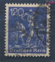 Deutsches Reich 188 geprüft gestempelt 1921 Bergarbeiter (8112125