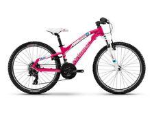"Haibike SEET HardFour Life 1.0 24"" - 21-G Gr. XS | pink/weiß/blau | 4100028830"