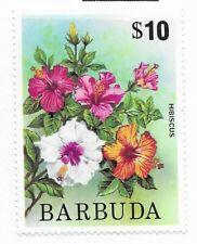 #187 Barbuda Mint - CAT $5.00 Stamp