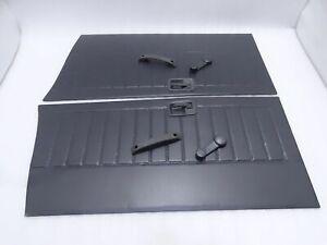Inside Door Panel Set With Handles Suzuki Samurai Gypsy SJ410 SJ413