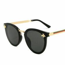 2020 Luxury Bee Sunglasses Mens Women Oculos Retro Square Designer Sun Glasses